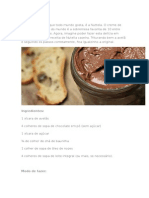 Nutella Formula