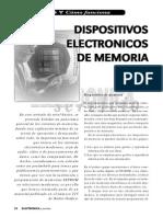 Articulo Dispositivos Electronicos de Memoria