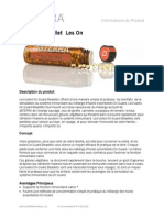 On Guard Beadlets Product Information Page Informations Du Produit (French)