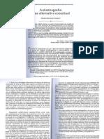 VERSIANI - Autoetnografia - Uma Alternativa Conceitual