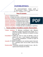 ANATOMIA I - Generalidades
