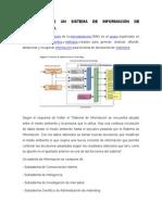 Elementos de Un Sistema de Información de Mercadotecnia