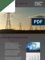 Diseño de Una Linea de Transmisión