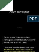 OBAT ANTIDIARE
