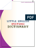 Little Picture Dictionary