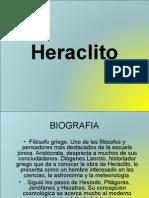 heraclito presentacion