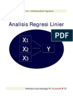 A12 Uji Statistik Analisis Regresi