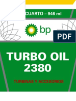 turbo oil