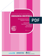 Manual Breve Emergencia ObstManual breve de emergencias obstetricas 2013