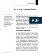 Adenoviral Vectors for Gene Transfer and Therapy Volpers Et Al-2004-The Journal of Gene Medicine