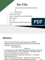 ModelSim Do File.ppt