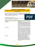 Actividad complementaria de la unidad 2 diseño y construcción de tableros de distribución.