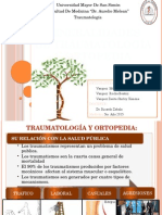 GENERALIDADES  traumatologia