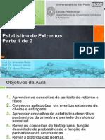Aula de Estatistica Parte 1-2-2015