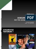 dokumenter dari ide sampai pasca produksi
