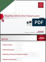 PowerFlex 525 AC Drive Internal Presentation