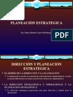 Capítulo i Planeación Estratégica