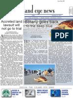 Island Eye News - November 20, 2015