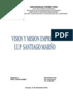 Vision y Mision Empresarial-1