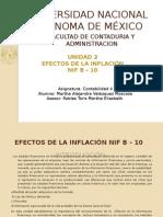UNIDAD 2 Efectos de La Inflación