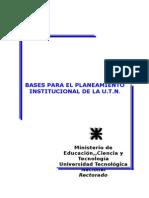 BASES PARA EL P I  DE LA UTN - versión final.doc