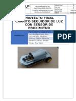 Informe Del Carrito