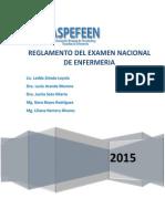 Reglamento Del ENAE Peru