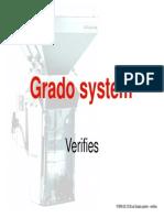 FORM 02.13.05.Uk Grado System - Verifies