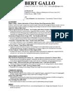 Resume (General) PDF