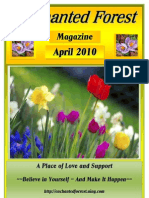 April 2010 Enchanted Forest Magazine