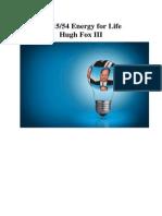 3081554 Energy for Life Workbook