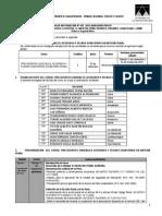 HOJA INFORMATIVA N° 012 - Precedentes en Materia PENAL (1° y 2° Nivel)