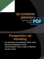 Uji Bnding