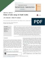 Future of Solar in KSA
