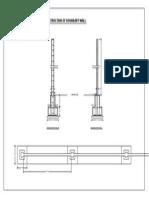 Boundary Wall-Model 1