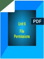 AIX File Permissions