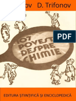 107 Povestiri Despre Chimie - I. Vlasov, D. Trifonov