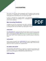 Application Accounting