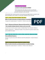 Presentation Topic-pembelajaran Moto