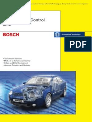 Electronic Transmission Control ETC 2004 | Transmission