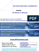 Space Systems and Space Subsystems Fundamentals Course Sampler 140211082630 Phpapp02