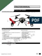 drone V959_ES