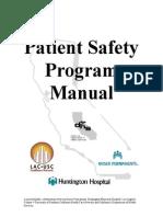 PatientSafetyProgramManual12-12-2005