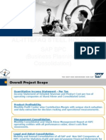 SAP BPC Processes