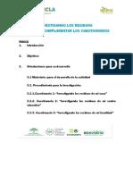 Guia Investigando Los Residuos 2014 2015