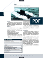 Rosoboronexport Naval System Catalogue - Submarines