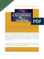 All About Exchange Parivartan Yoga