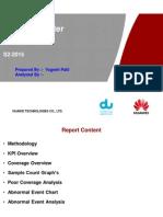 2G Cluster DT Report