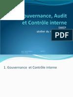 Gouvernance Audit Et Contrôle de Interne