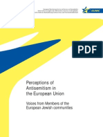 European Union report on racism and xenophobia